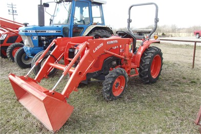 KUBOTA L2501 For Sale In Iowa, Kansas, Missouri & Nebraska