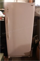 Kenmore Upright Freezer w/light, 20.5 cu. ft. (image 1 of 2)
