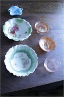 Antique Glass Ware