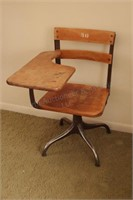 School Desk Chair (image 1 of 3)