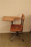 School Desk Chair (image 2 of 3)