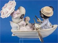 """Disney's """"Mickey's Rowboat Romance"""" by Lenox"""