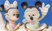 """Disney """"Flying High with Mickey"""" by Lenox"""