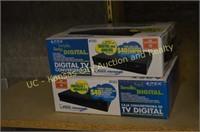 Bowling balls, Digital TV Converters, Music Books