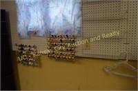Sewing Thread, Fabric Loops, Racks, Shelving, etc.
