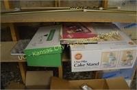 Baking Supplies, Cake Molds, etc...