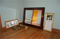 Wall Mirrors, Pictures and Frames