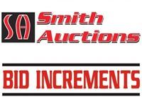 APRIL 23RD - ONLINE EQUIPMENT AUCTION