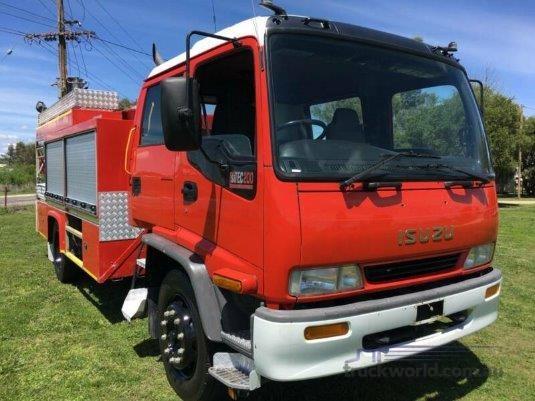 1999 Isuzu FTR 800 Trucks for Sale