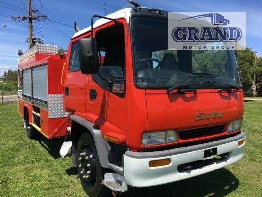 1999 Isuzu FTR 800 Grand Motor Group - Trucks for Sale