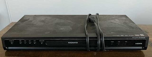 Magnavox DVD player | Kraft Auction Service
