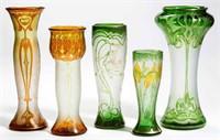 Collection of Dorflinger Honesdale