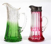 Fine cut glass