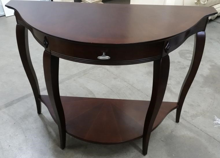 Surprising Bombay Co Wood Entryway Table Texmax Auctions Llc Lamtechconsult Wood Chair Design Ideas Lamtechconsultcom