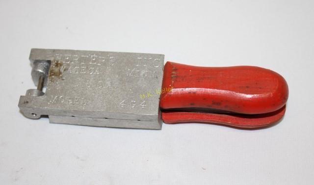 Herter's Lead Sinker Mold Model 4G4   H  K  Keller