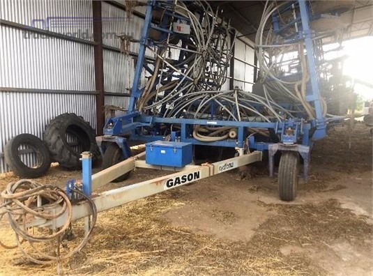2002 Gason other Farm Machinery for Sale