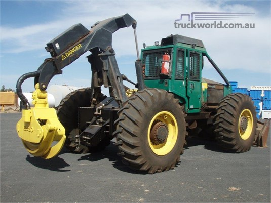 0 Timberjack 450C Heavy Machinery for Sale