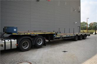 BROSHUIS 33H5S 6.2 Meter Extandable Powersteering!