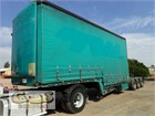 1997 Freighter St3 Curtainsider Trailers