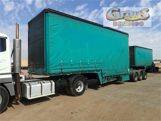 1998 Freighter St3 Grays Bendigo - Trailers for Sale
