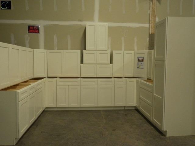 Arcadia Linen Kitchen Cabinet Set 10 X14 X10 Lambrecht Auction Inc