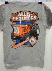 CLOTHING ADULT ALLIS CHALMERS D21 LARGE T SHIRT CLOTHING NE