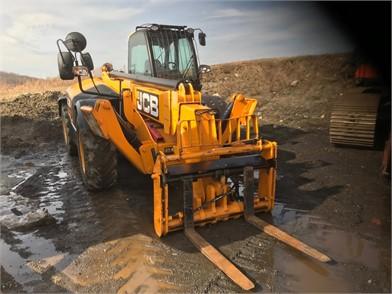 JCB Construction Equipment For Sale In Kingston, New York