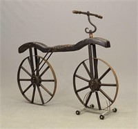 27th Annual Bicycle Auction, April 2018