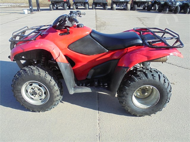 Honda 420 Rancher >> Lot 3720 2013 Honda Rancher 420