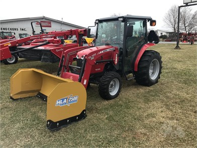 MASSEY-FERGUSON Less Than 40 HP Tractors For Sale In
