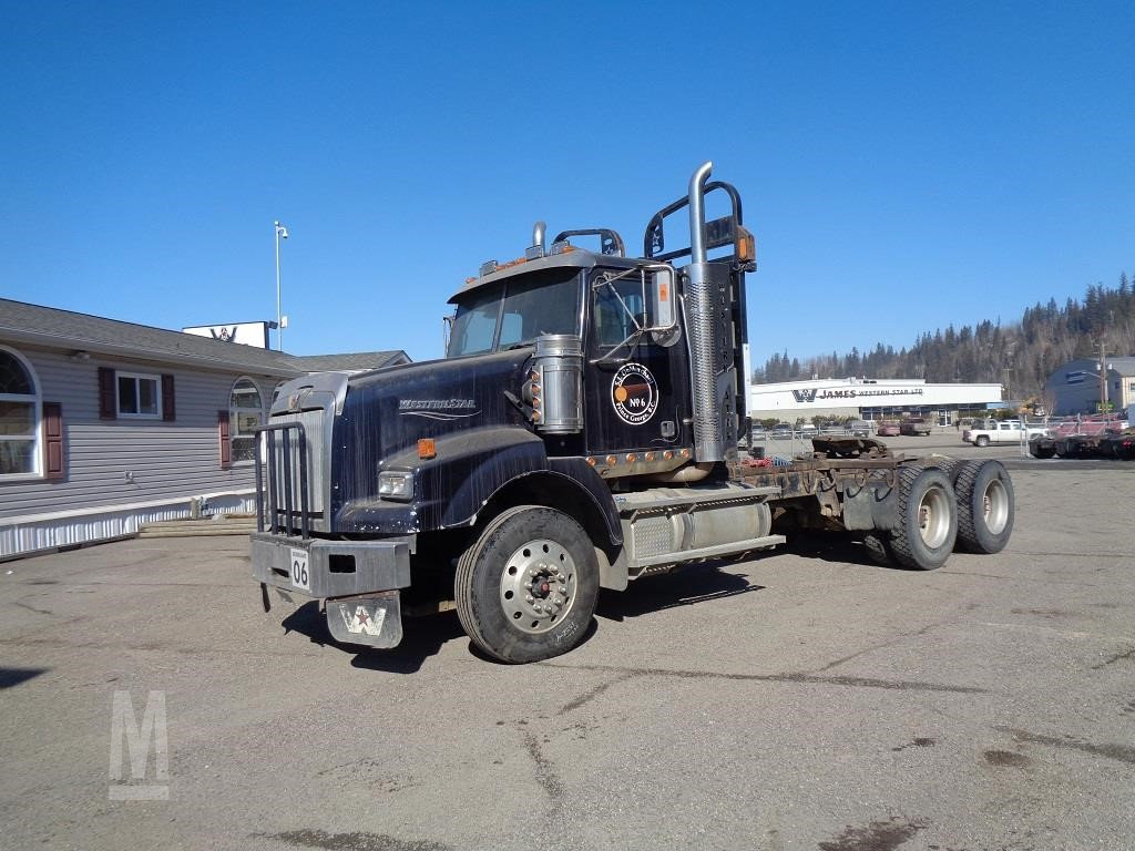 James Western Star >> 2011 Western Star 4900sa For Sale In Prince George British Columbia