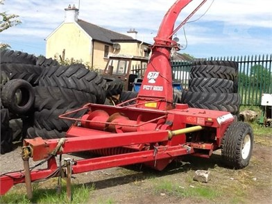 Used JF Forage Harvesters for sale in Ireland - 6 Listings