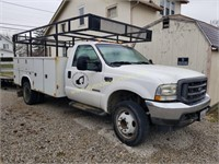 Modern Excavating Co. Absolute Auction Items