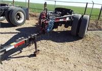 4/12 Franke Harvesting Equipment- Garber OK