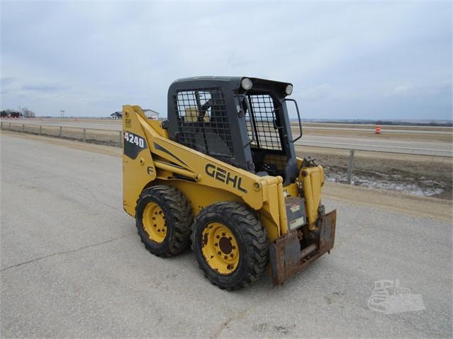 2006 GEHL 4240E For Sale In Dodgeville, Wisconsin | www traileralley com