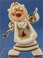 """Disney's """"Cogsworth"""" from Beauty and the Beast"""