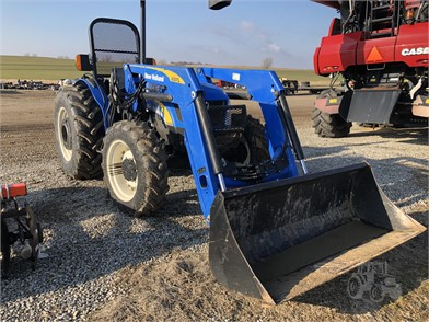 NEW HOLLAND T4030 For Sale - 16 Listings | TractorHouse.com - Page on new holland tractor 70 hp, new holland tn55 tractor, new holland ts115a tractor, new holland workmaster 75 tractor, new holland tl100 tractor, new holland t7040 tractor, new holland tc35 tractor, new holland tm135 tractor, new holland tl90a tractor, new holland tc45 tractor, new holland ts90 tractor,