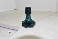 Umbrella Ink Bottle, Aqua