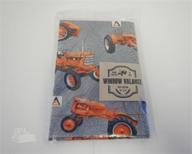 Allis Chalmers Window Valance For Sale 1 Listings