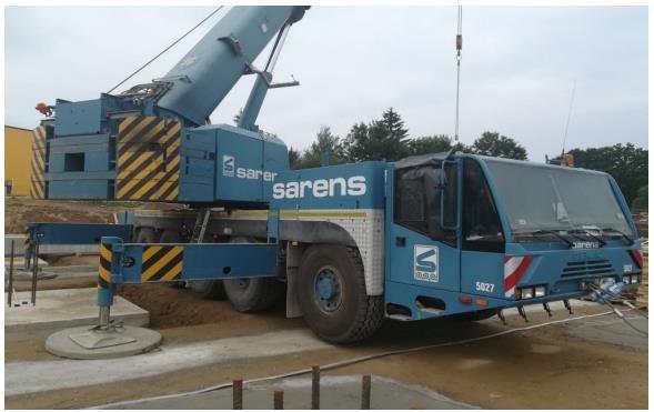 2000 DEMAG AC100 For Sale in Wolvertem | CraneTrader com