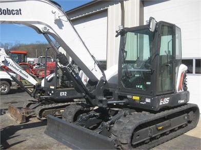 BOBCAT E85 For Sale - 95 Listings | MachineryTrader com