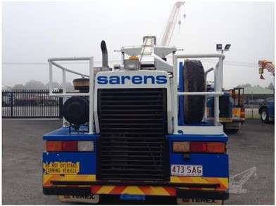 FRANNA Cranes For Sale - 19 Listings | CraneTrader ie - Page 1 of 1