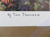 THE POOL- PRINT BY TOM THOMSON
