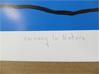 HARMONY IN NATURE-PRINT BY NOVAL MORRISSEAU