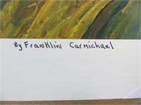 LIGHT AND SHAWDOW-PRINT FRANKLIN CARMICHAEL