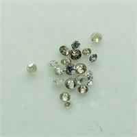 Assorted Diamonds (0.3ct)