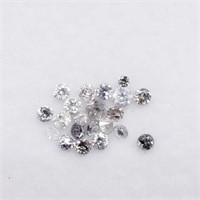 Assorted Loose Diamonds(0.3ct)
