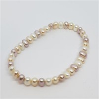Strechable Pearl Bracelet