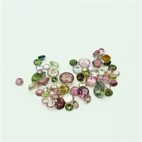 Multi-Color Tourmaline (3ct)