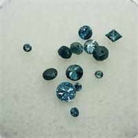 Blue Diamond (0.4ct)